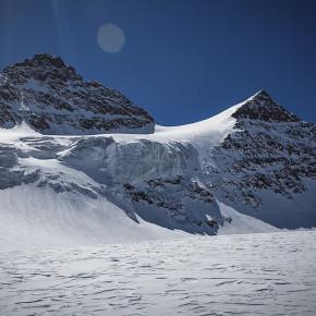 Ски-тур на пик Малый Когутай с ночёвкой на седле