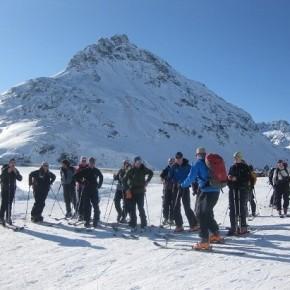 Новости о ходе работы Школы Гидов в Австрии