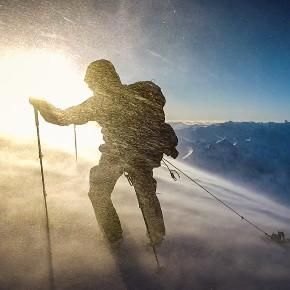 Роман Валиев: Восхождение на Эльбрус и спуск на лыжах и сноуборде 2017