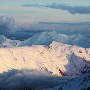 Ски-тур/ бэккантри на Казбеке