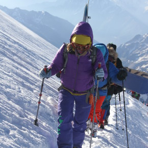 Ски-тур на Эльбрус. Фотоотчет